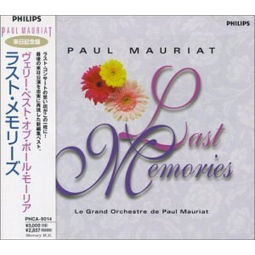 Very Best Of Paul Mauriat Last Memories