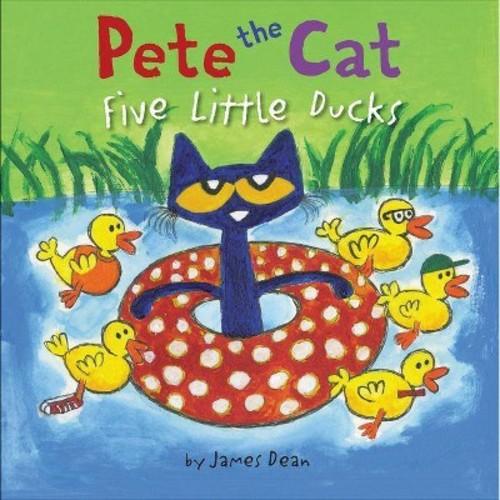 Five Little Ducks (Hardcover) (James Dean)