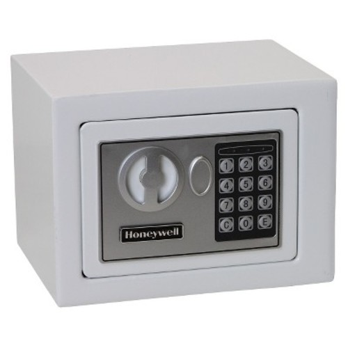 Honeywell 1.9-Cu.-Ft. Security Safe with Digital Lock - White