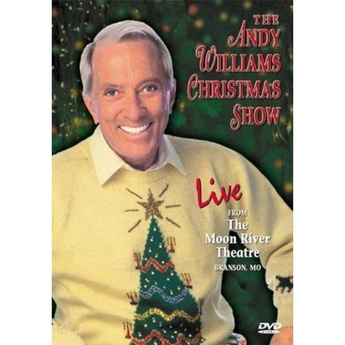 Andy williams christmas show:Live (DVD)