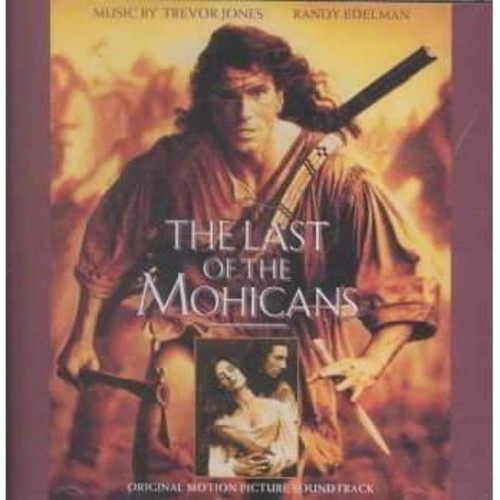 Randy edelman - Last of the mohicans (Osc) (CD)