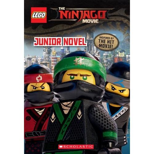 LEGO The Ninjago Movie Junior Novel