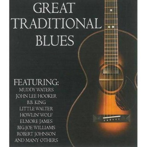 Great Traditional Blues (Various Artists) [Audio CD]