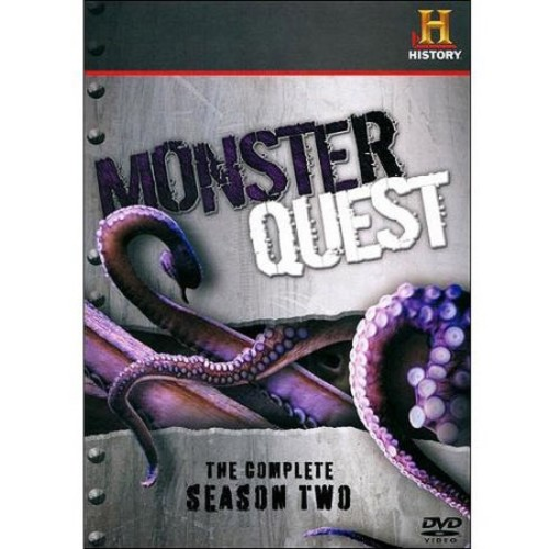 History Channel: Monster Quest - Season Two [5 Discs] [DVD]