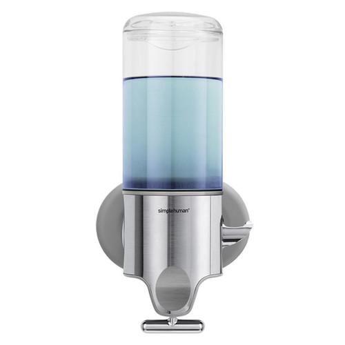 simplehuman Twin Shampoo & Soap Dispenser
