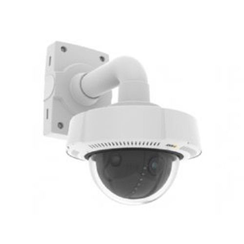AXIS Q3709-PVE - Network surveillance camera - dome - outdoor - tamper-proof / weatherproof - color ( Day&Night ) - 3 x 4,000,000 pixels - 3840 x 2880 - fixed focal - 10/100/1000 - MPEG-4, MJPEG, H.26