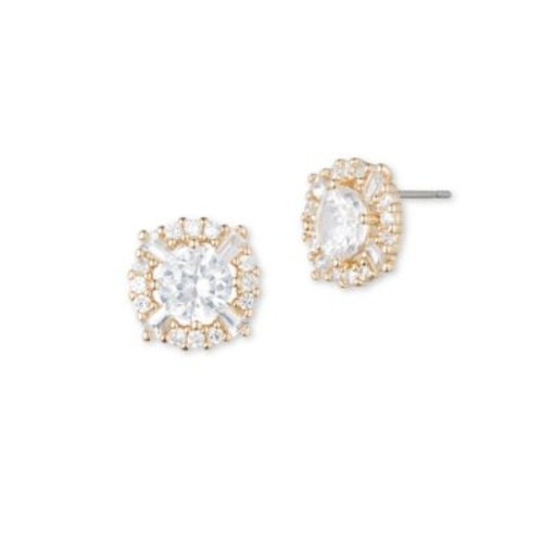 Cubic Zirconia Adorned Earrings