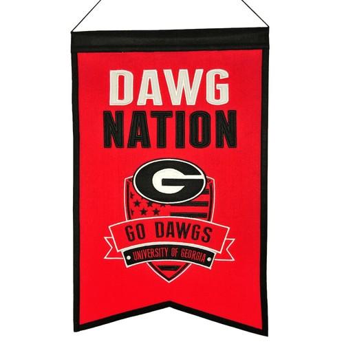 Georgia Bulldogs Nations Banner