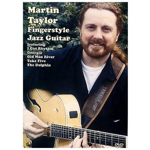Fingerstyle Jazz Guitar DVD