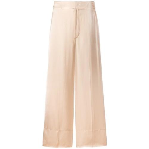 HELMUT LANG Wide-Leg Trousers