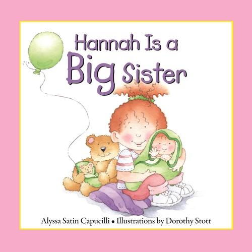 Hannah Is a Big Sister