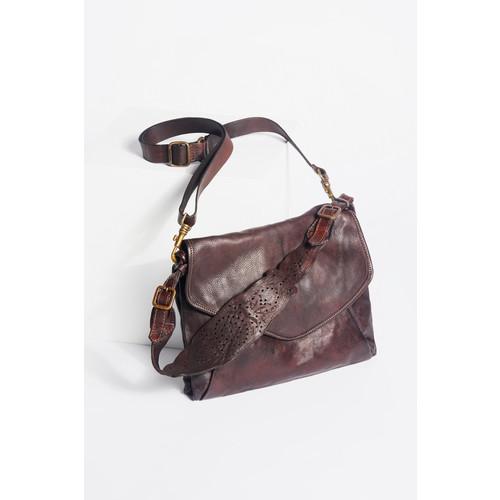 Amalfi Leather Satchel [REGULAR]
