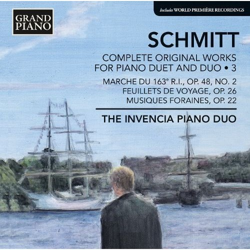 Complete Original Works For Piano Duet & Duo 3-CD