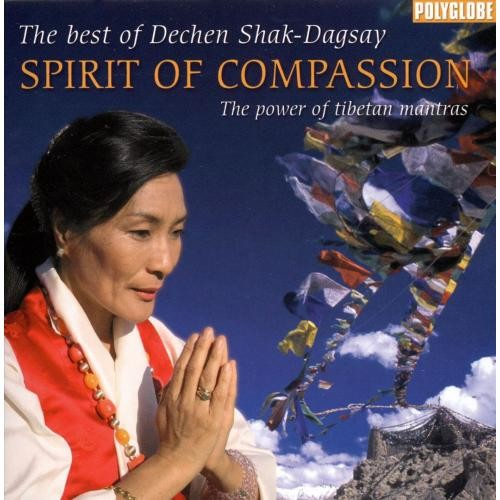 Spirit of Compassion [CD]