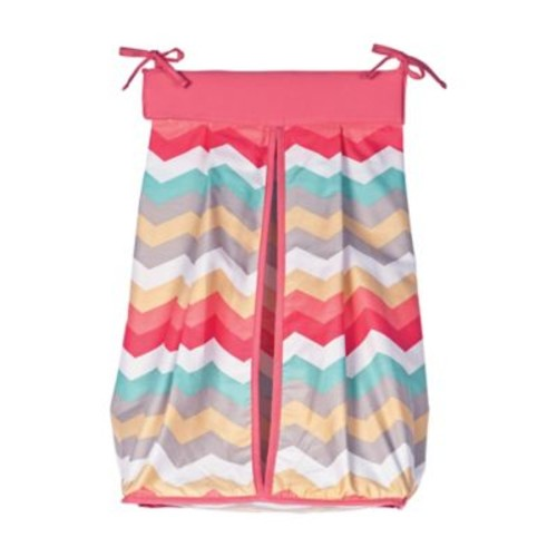 Waverly Baby by Trend Lab Pom Pom Play Diaper Stacker