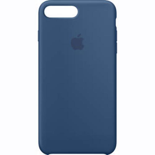 iPhone 7 Plus Silicone Case (Ocean Blue)