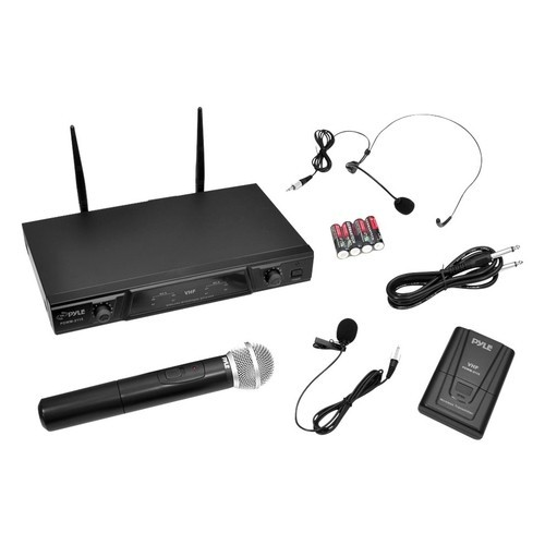 PYLE - PylePro Wireless Microphone System
