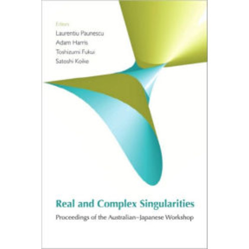 Real and Complex Singularities: Proceedings of the Australian-Japanese Workshop (with Cd-Rom)