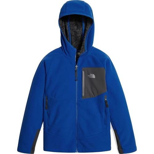 The North Face Chimborazo Hooded Fleece Jacket - Boys'