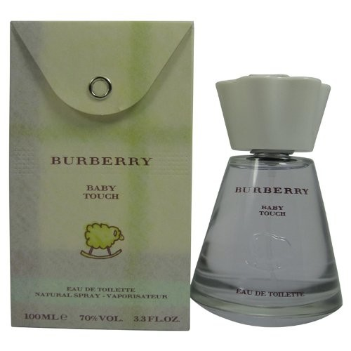 Burberry Baby Touch women perfume by Burberry Eau De Toilette Alcohol Free Spray 3.3 oz