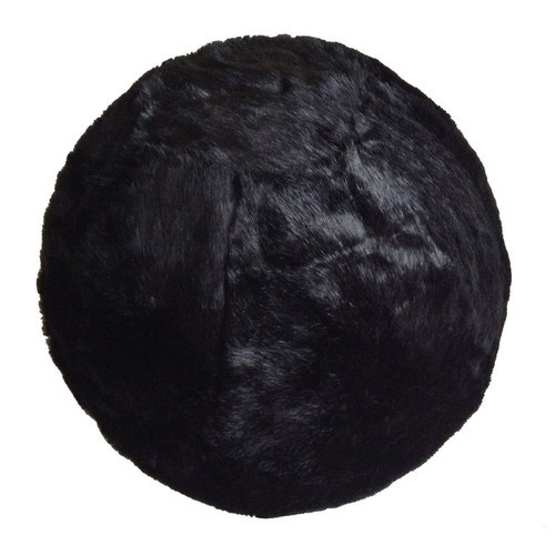 Yoga Exercise Ball [Upholstery : Black]