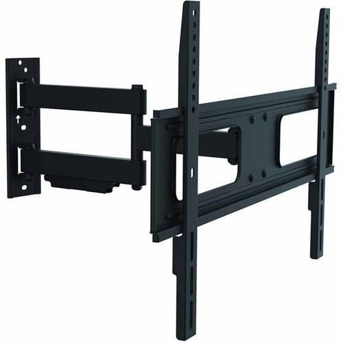Inland Economy Full-motion Wall Mount for Curved & Flat-Panel TVs Upto 70
