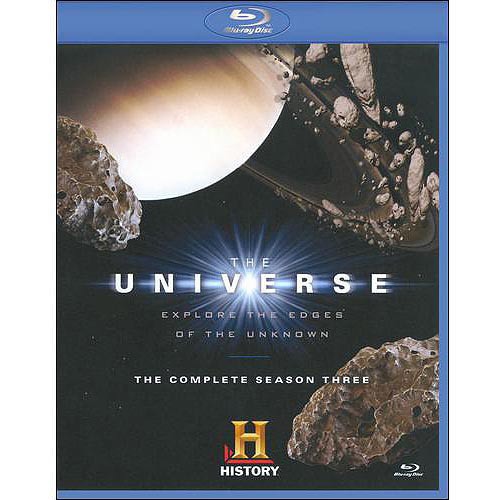 The Universe: The Complete Season Three [3 Discs] [Blu-ray]