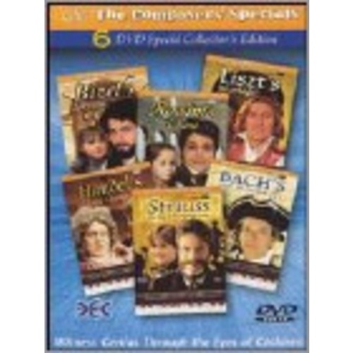 Composer's Special Series [6 Pack] (DVD) (Collector's Edition) (Special Edition)