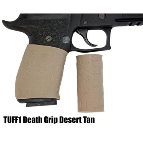 Tuff1 Death Universal Gun Grip, Desert Tan 303
