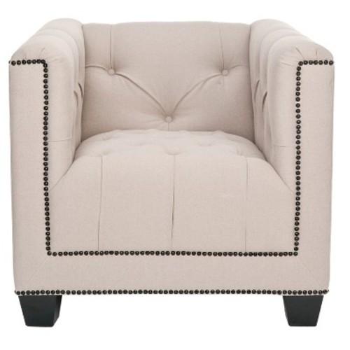 Bentley Club Chair - Safavieh