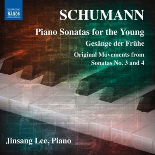 Jinsang Lee - Schumann: Piano Sonatas for the Young
