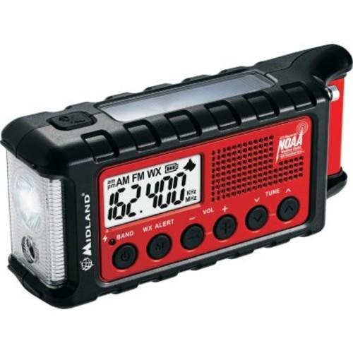 Midland ER310 Emergency AM/FM/WX Radio