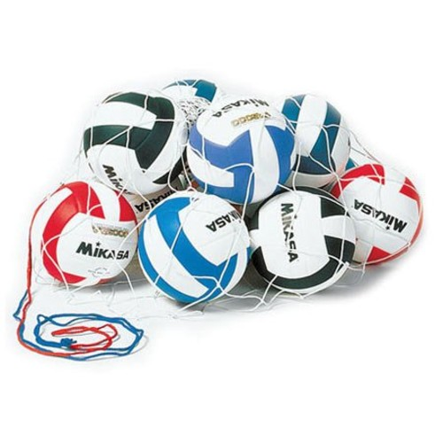 Champion Sports Heavy Duty Ball Bag For Basketball, Volleyball, Soccer, Football, Rugby