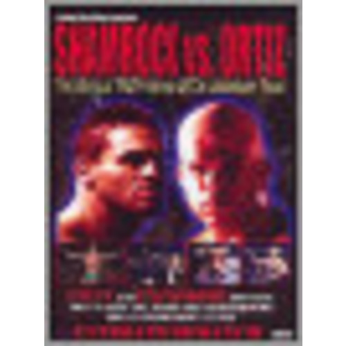 Shamrock vs. Ortiz [Uncut] [DVD]