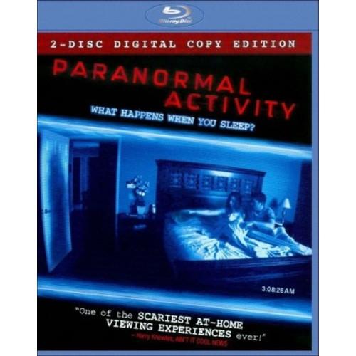 Paranormal Activity (2 Discs) (Includes Digital Copy) (Blu-ray)
