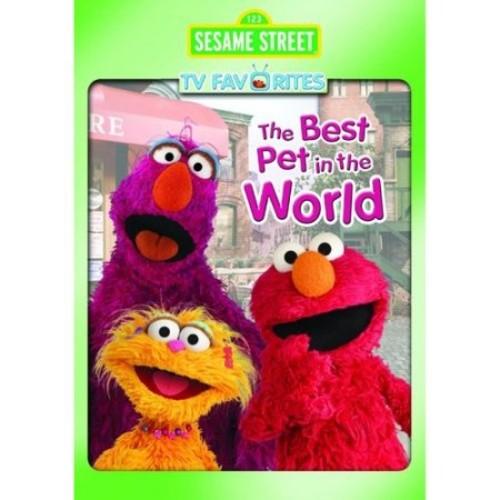 Sesame Street: The Best Pet in the World [DVD] [English] [2010]