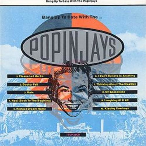 Bang up to Date with the Popinjays [CD]
