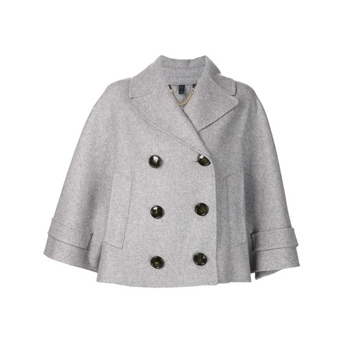 BURBERRY PRORSUM Wide Sleeve Crop Jacket