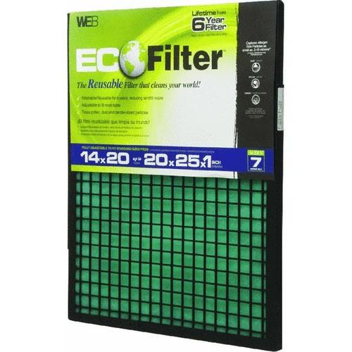 Web EcoFilter Furnace Filter - WECO-4PK