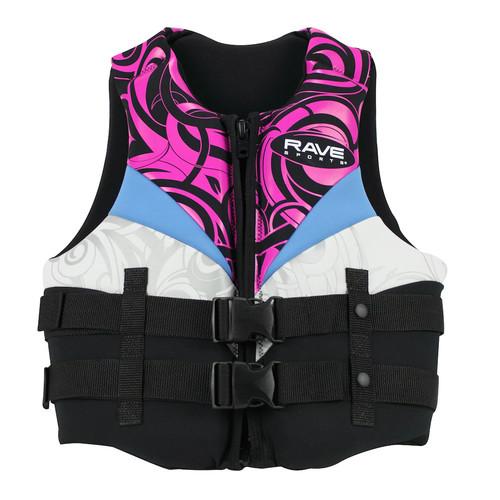 RAVE Sports Neoprene Life Vest - Women