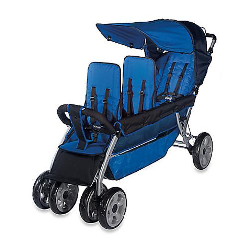 Foundations LX 3-Passenger Stroller