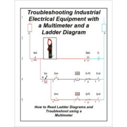 Troubleshooting Industrial Electrical Equipment with a Multimeter and a Ladder Diagram