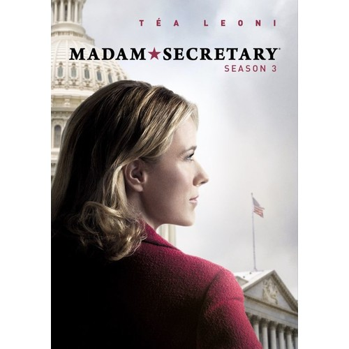Madam Secretary: Season Three [6 Discs] [DVD]