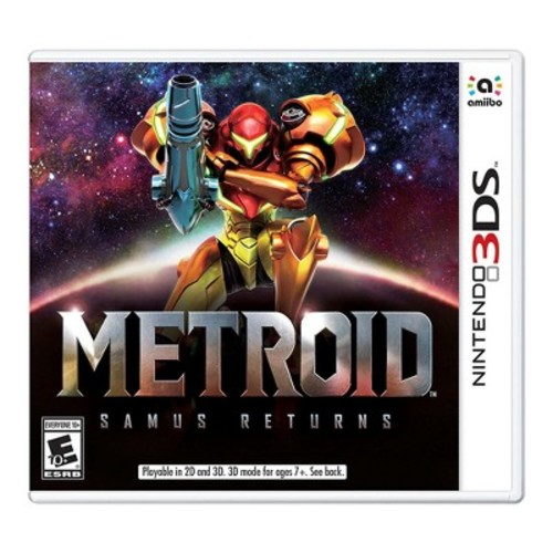 Nintendo METROID Samus Returns 3DS - Email Delivery