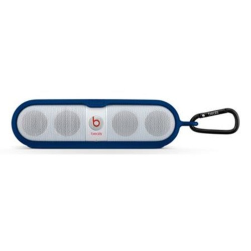 Beats by Dr. Dre Pill Sleeve, Blue - Protective Sleeve for Pill Wireless
