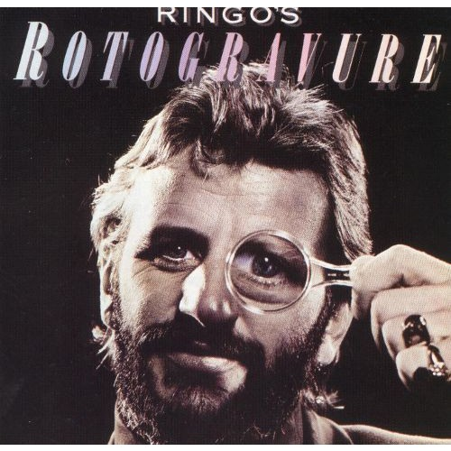 Ringo's Rotogravure [CD]