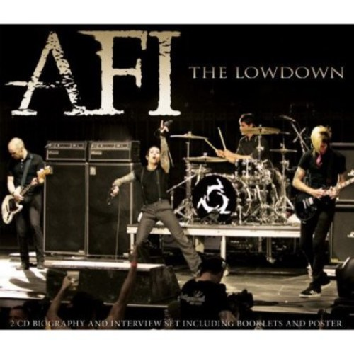 The Lowdown By The AFI (Audio CD)