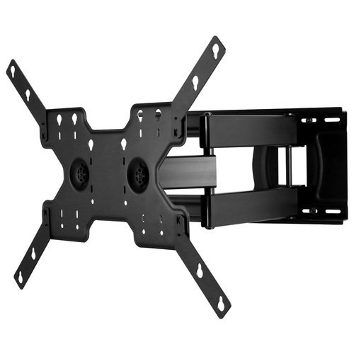 Peerless-AV - Full-Motion TV Wall Mount for Most 42