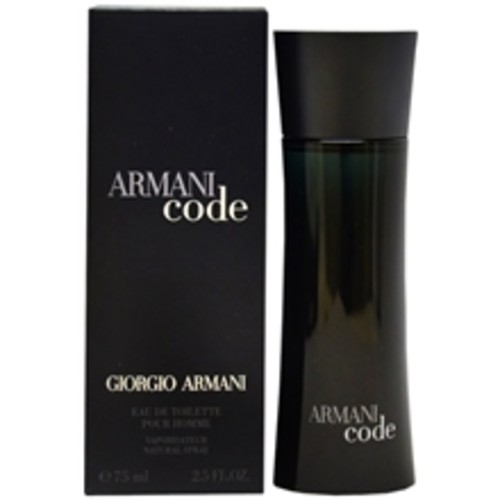 Armani Code for Men Eau de Toilette Spray