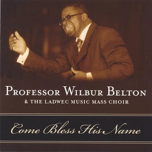 Come Bless His Name [CD]